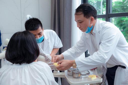 Quy trình bọc răng sứ chuyên nghiệp, hiện đại